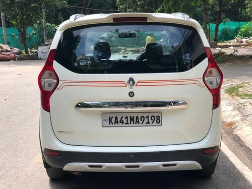2017 Renault Lodgy MT for sale in Bangalore