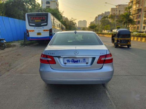 Used Mercedes-Benz E-Class 2011 AT for sale in Mumbai