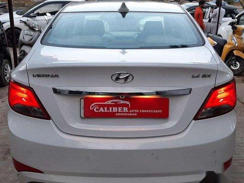 Used Hyundai Verna 1.6 CRDi SX 2017 MT in Ahmedabad