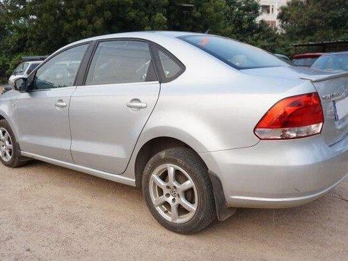 Used Volkswagen Vento 1.6 Highline BSIV 2014 MT in Hyderabad