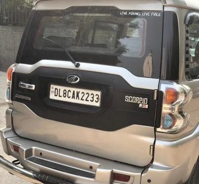 Used 2015 Mahindra Scorpio MT for sale in New Delhi