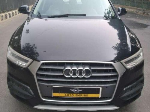 Used Audi Q3 2018 AT for sale in Gurgaon