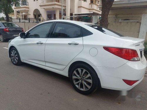 Hyundai Verna 1.6 CRDi SX, 2015, MT for sale in Ahmedabad