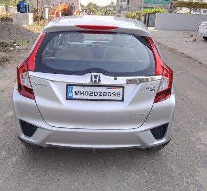 Used Honda Jazz 2015 MT for sale in Nashik