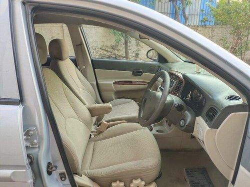 Used Hyundai Verna CRDi SX 2009 MT for sale in Mumbai