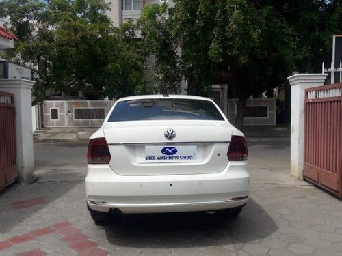 Used 2015 Volkswagen Vento 1.5 TDI Highline AT for sale in Coimbatore