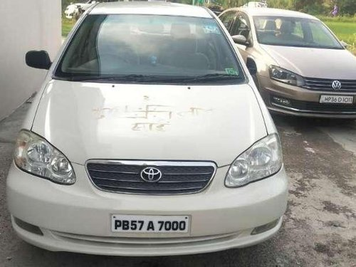 Used 2006 Toyota Corolla H3 MT for sale in Jalandhar