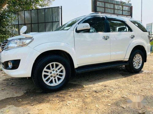 Used Toyota Fortuner 2013 MT for sale in Ahmedabad