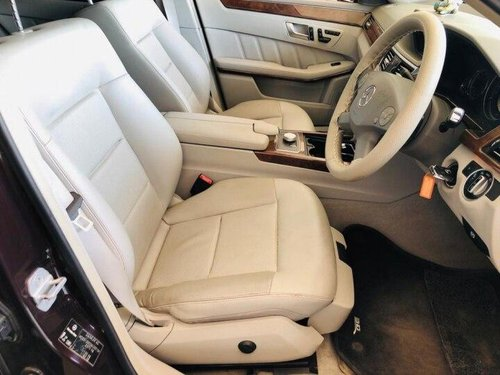 Mercedes-Benz E-Class 2012 AT for sale in Ahmedabad