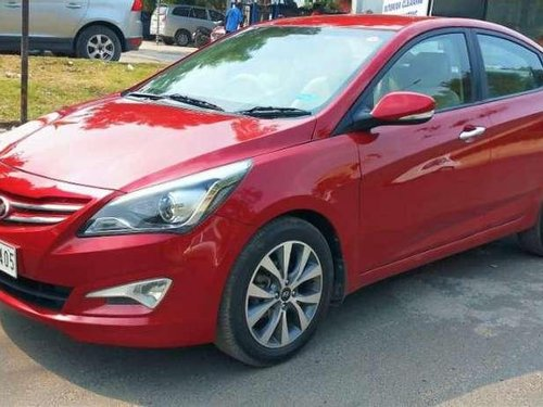 Used Hyundai Verna 1.6 CRDi SX 2015 MT for sale in Ahmedabad