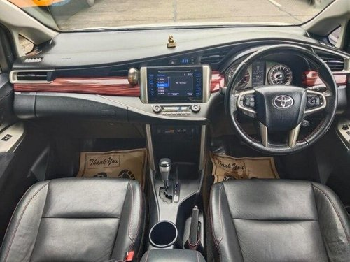 Used 2018 Toyota Innova Crysta MT for sale in Mumbai