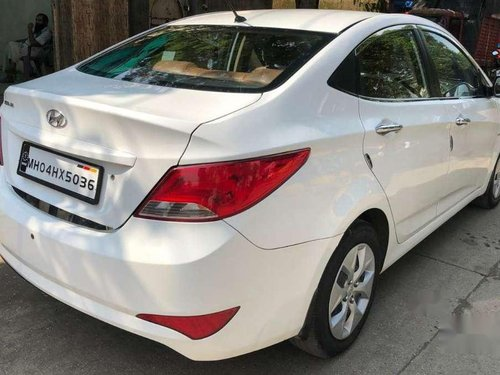 Used Hyundai Verna 2017 MT for sale in Thane