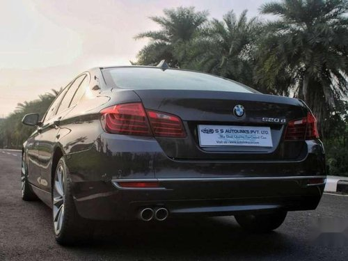 Used 2014 BMW 5 Series AT for sale in Mumbai