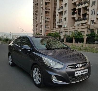 Used 2011 Hyundai Verna MT for sale in Pune