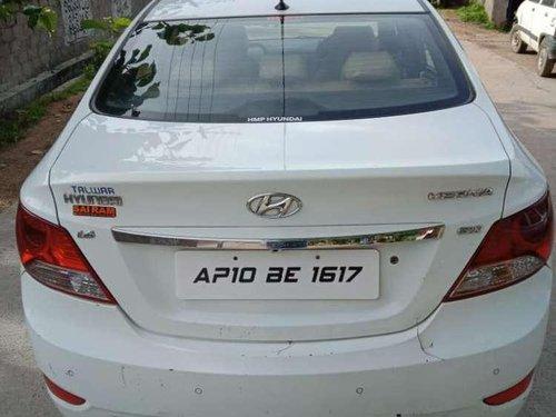 Used Hyundai Verna 2013 MT for sale in Karimnagar