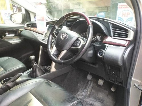 Toyota Innova Crysta 2.4 ZX MT 2016 MT for sale in Mumbai