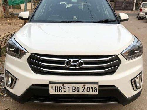 Used Hyundai Creta 1.6 SX, 2017, MT for sale in Faridabad