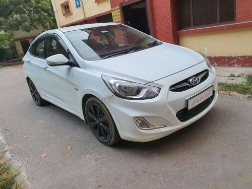 Used 2013 Hyundai Verna MT for sale in Lucknow