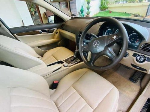 Used Mercedes Benz C-Class 2010 AT for sale in Kochi