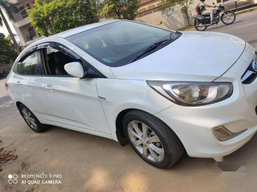Used Hyundai Verna 2012 MT for sale in Lucknow -2