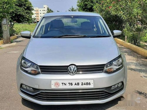Used 2014 Volkswagen Polo MT for sale in Erode