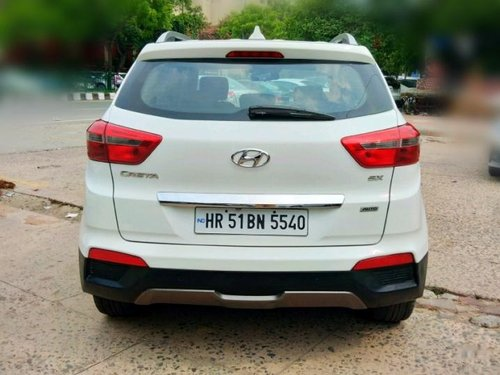 Hyundai Creta 1.6 CRDi 2017 AT for sale in New Delhi