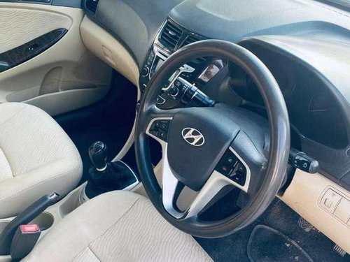 Used 2013 Hyundai Fluidic Verna MT for sale in Faridabad