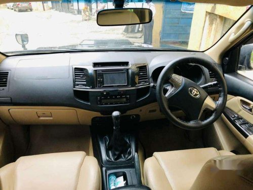 Used Toyota Fortuner 4x2 Manual 2014 MT in Hyderabad