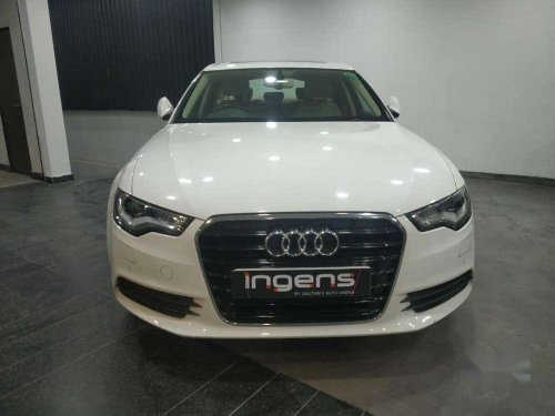 Used 2011 Audi A6 AT for sale in Hyderabad