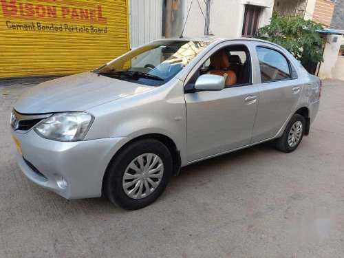 Used 2016 Toyota Etios GD MT for sale in Hyderabad