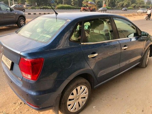Used 2016 Volkswagen Ameo 2016 MT for sale in Ahmedabad