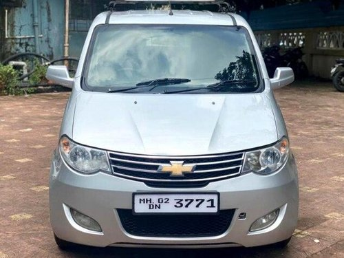 Chevrolet Enjoy 1.3 TCDi LTZ 8 2014 MT for sale in Mumbai