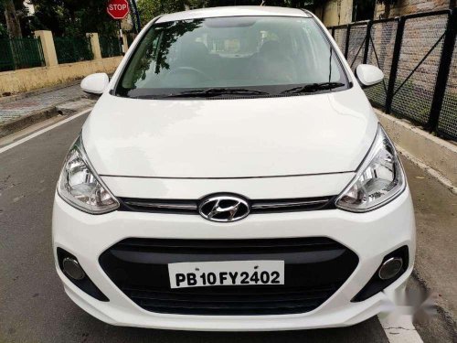 2016 Hyundai Grand i10 Magna MT for sale in Jalandhar