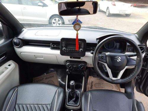 Used 2017 Maruti Suzuki Ignis MT for sale in Nashik