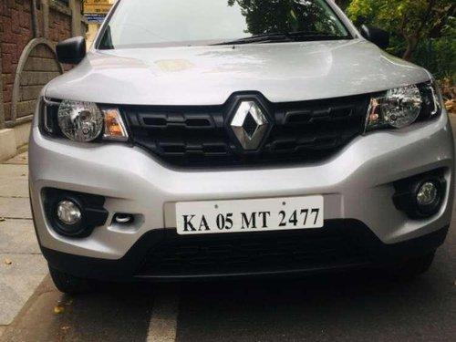Used Renault Kwid 2016 MT for sale in Nagar