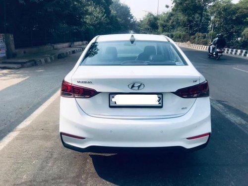 Used 2018 Hyundai Verna AT for sale in New Delhi