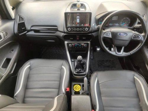 Used Ford EcoSport 1.5 2018 MT for sale in New Delhi