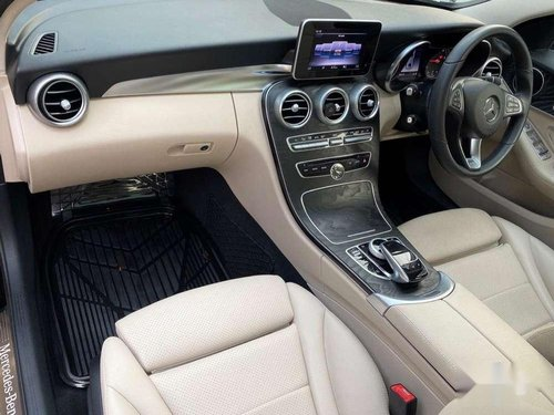 Used Mercedes Benz C-Class 2018 AT for sale in Chandigarh