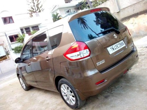 Used 2013 Maruti Suzuki Ertiga ZXi MT for sale in Coimbatore