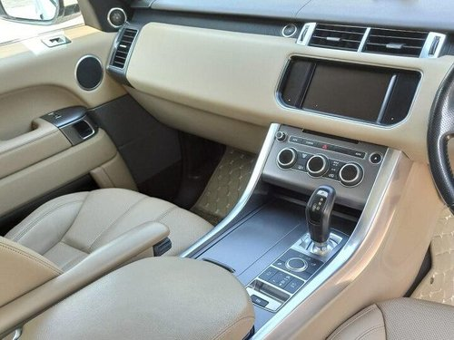 Used 2015 Land Rover Range Rover Sport AT for sale in Mumbai