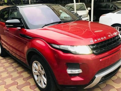 Used Land Rover Range Rover Evoque 2012 AT in Hyderabad