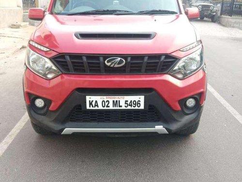 Used 2016 Mahindra NuvoSport N8 MT for sale in Nagar