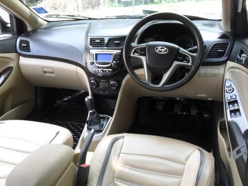 Hyundai Verna 1.6 SX 2014 MT for sale in Bangalore