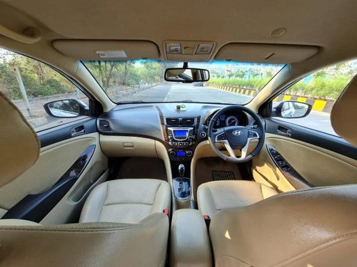 Used 2014 Hyundai Verna AT for sale in Mumbai