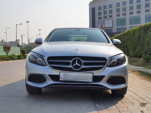 Used Mercedes-Benz C-Class 2016 AT for sale in New Delhi