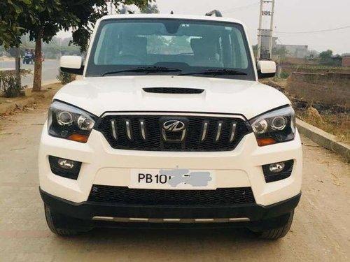 Used Mahindra Scorpio 2016 MT for sale in Ludhiana