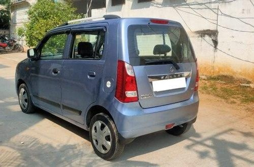 Used Maruti Suzuki Wagon R VXI 2016 MT for sale in Hyderabad