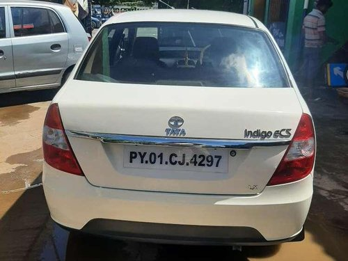 Used 2015 Tata Indigo eCS MT for sale in Pondicherry