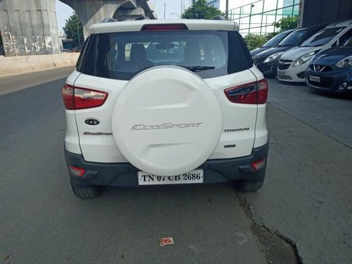 Ford EcoSport 1.5 Petrol Titanium 2015 MT for sale in Chennai-2