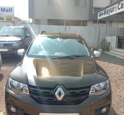Used Renault KWID 2017 MT for sale in Nashik